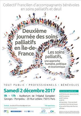 Journée francilienne des soins palliatifs