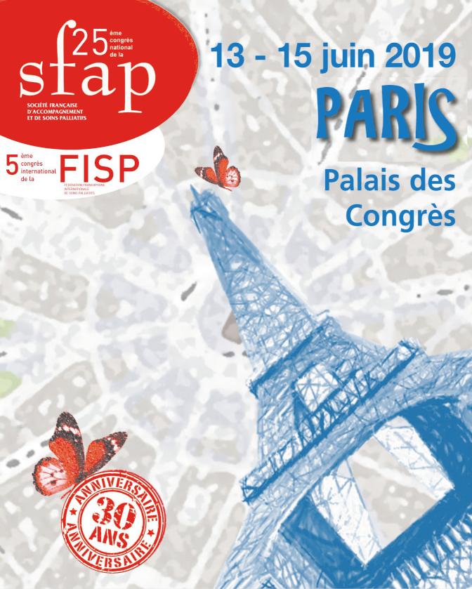 25ème Congrès de la SFAP à Paris