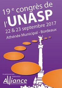 De retour du 19ème Congrès de l'UNASP à Bordeaux