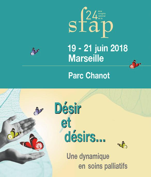 Retour du congrès SFAP 2018